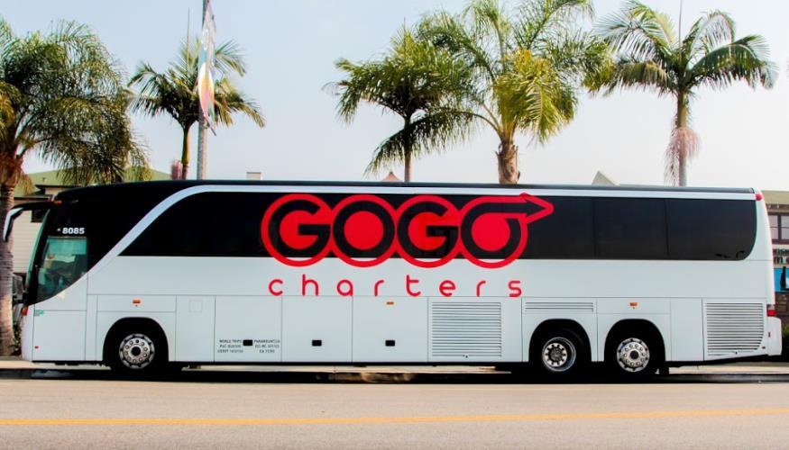 GOGO Charters San Francisco