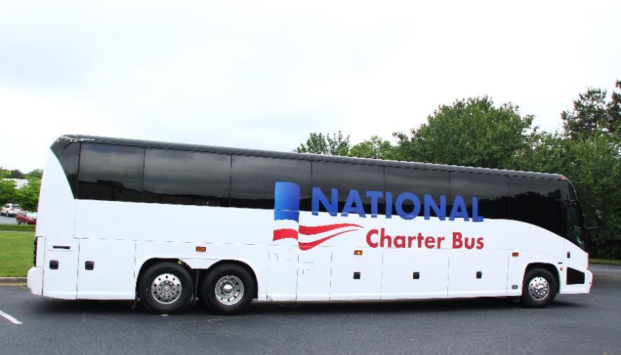 National Charter Bus San Francisco